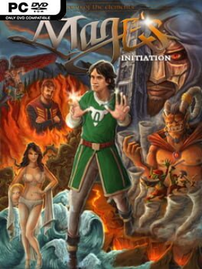 Mage's Initiation: Reign Of The Elements Free Download (v1.1)