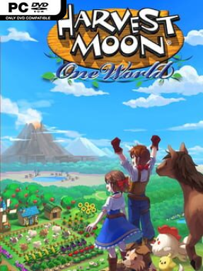 Harvest Moon: One World Free Download (Incl. ALL. DLC's)