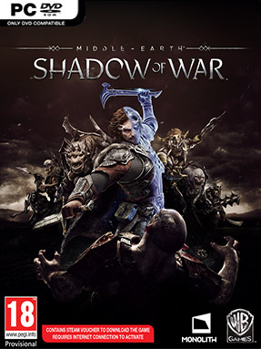 Middle-earth: Shadow Of War Definitive Edition Free Download (v1.20)